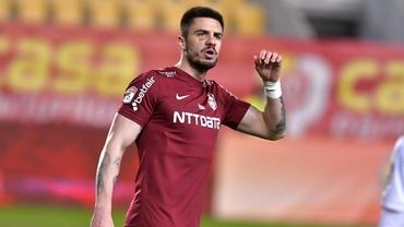 CFR Cluj cere o sumă uriaşă pe Andrei Burcă. Care este singura echipă interesată de fundaş. Exclusiv