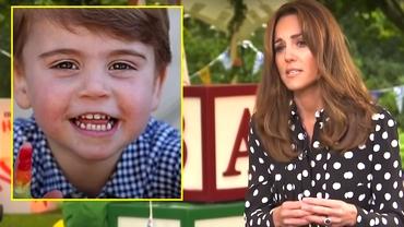 Problemele cu care se confruntă Kate Middleton din cauza mezinului familiei, Louis. Ducesa nu mai știe ce să facă - Video