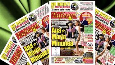 """Revista Taifasuri, număr nou! Editorial Fuego! Interviu exclusiv Ana Maria Mărgean, câștigătoarea """"Românii au talent""""! CD Cristian Rizescu!"""