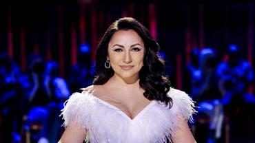 Cum s-a îmbrăcat Andra în finala Românii au talent. Apariția spectaculoasă a juratei