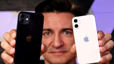 """iPhone 12 Mini, analizat """"la sânge"""" de George Buhnici. Tot ce trebuie să știi despre noile modele"""