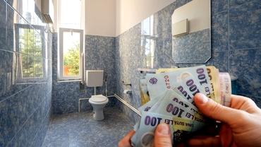 Cât costă amenajarea unei toalete pentru o școală! Sute de unităţi cu probleme, Guvernul şi autorităţile locale îşi pasează vina
