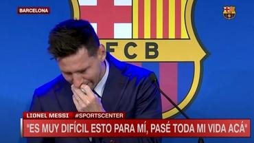 Anunțul momentului! Leo Messi a plecat de la FC Barcelona! PSG i-a trimis contractul