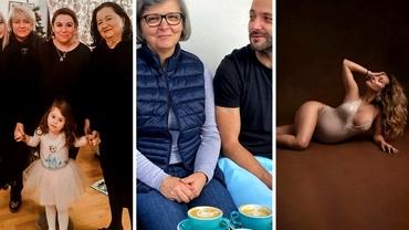 Mesajele vedetelor de 8 Martie. Imagini și amintiri emoționante dezvăluite de Ziua Femeii