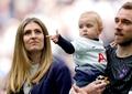 Sabrina Kvist Jensen, soția lui Christian Eriksen, a vorbit în premieră despre momentele de groază de la EURO 2020