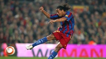 """Înainte de a-l cunoaşte pe Messi, Ronaldinho a fost la un pas să devină colegul lui Cristiano Ronaldo. """"Eram pe punctul de a anunţa transferul"""""""