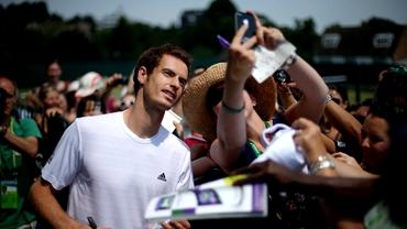 Veste proastă pentru fanii selfie-urilor la Wimbledon! Ce decizie au luat organizatorii