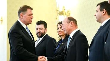 Ce salariu a avut Traian Băsescu pe vremea când era președinte. Cât câștiga în comparație cu Klaus Iohannis