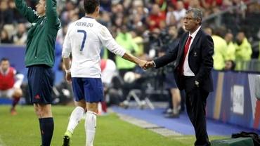 Ţintă pentru TERORIŞTI. Fernando Santos e îngrijorat pentru Cristiano Ronaldo!