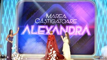 Alexandra Ungureanu, câștigătoarea Bravo, ai Stil! Celebrities!, mesaj incredibil pentru Theo Rose, după ce s-au luptat în finală