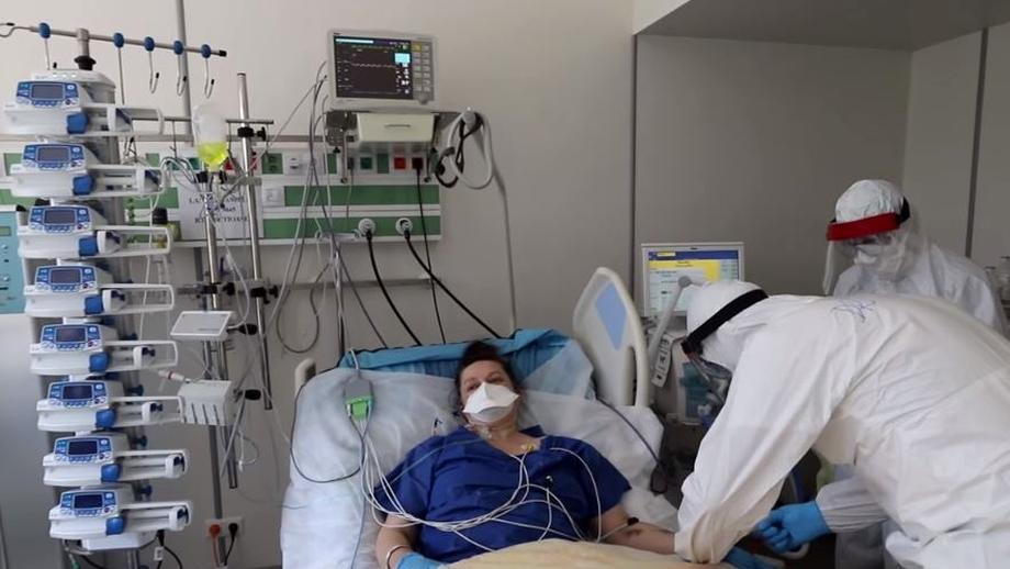Primele mărturii din terapia Spitalului Militar ROL 2.