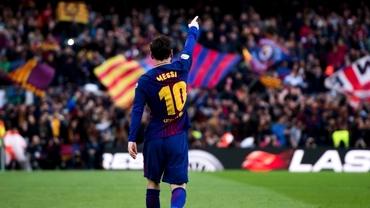 Lionel Messi, record egalat în meciul cu Sevilla! Din 1950 nu s-a mai întâmplat aşa ceva