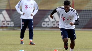 Veşti bune pentru Bayern! Alaba revine pentru returul cu Real