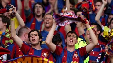 VIDEO/ Surpriză neplăcută pentru un STAR al Barcelonei! S-a luat la harţă cu un parior