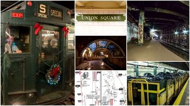 Secrete ale metroului din New York! Stații abandonate și fotografii nepublicate de autorități de teama teroriștilor