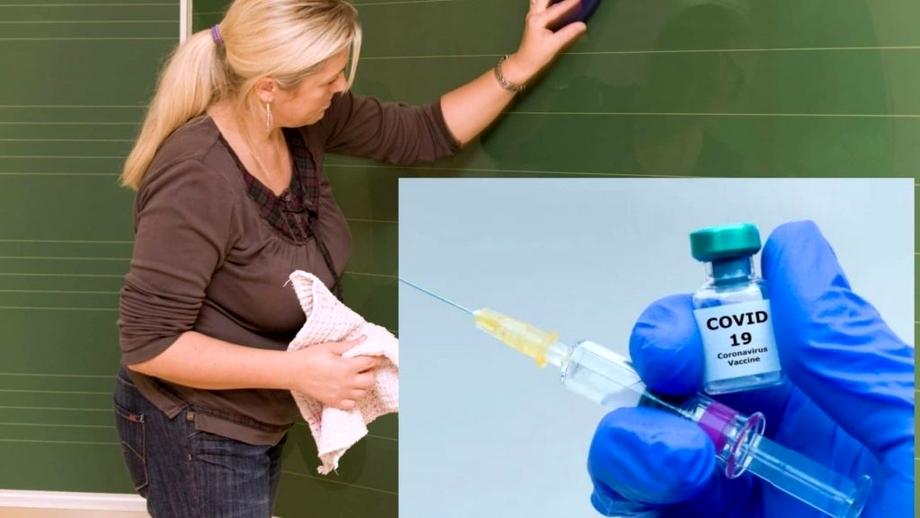 Câte cadre didactice sunt dispuse să se vaccineze. Anunțul ministrului Educației
