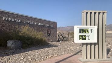 Temperatură de 54,4 grade Celsius în SUA. Cea mai ridicată valoare din ultimii 90 de ani. Care este recordul