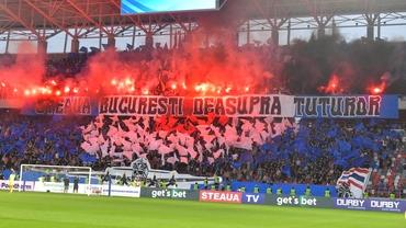 Reportaj Fanatik de la primul meci oficial pe stadionul Ghencea. Numele care va rămâne în istorie. Foto