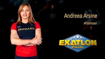 Cine este Andreea Arsine, câştigătoarea sezonului Exatlon, la feminin