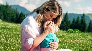 Gina Pistol, dezvăluiri inedite despre fetița sa. Ce face Josephine la vârsta de 6 luni