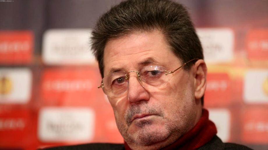 Cornel Dinu, despre omul care a făcut transferurile la Dinamo.