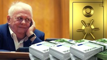 Ce avere are Viorel Hrebenciuc, fostul lider PSD condamnat la închisoare cu executare. Conturi secrete și zeci de mii de euro pe care nu-i poate justifica