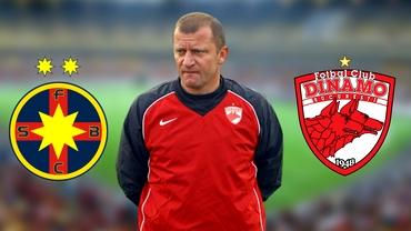 """Dorinel Munteanu îi dă șanse lui Dinamo în derby-ul cu FCSB: """"Cu aceste transferuri poate să spere la locurile șapte, opt!"""". Exclusiv"""