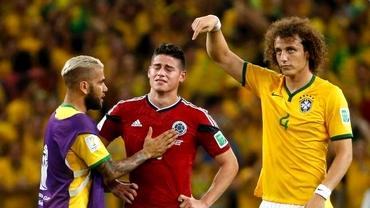 Emoţionant e puţin spus. Vedetele Braziliei, gest de mare caracter la finalul meciului!