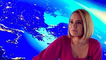 Andreea Esca, top gafe colosale, în direct, la Pro TV - Video