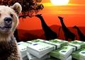 Kenya, 2,5 milioane de euro pentru un recensământ total al animalelor. România, 11 milioane ca să numere urșii