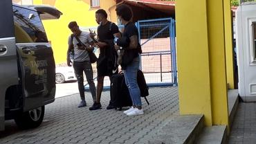 Gaz Metan Mediaș, trei transferuri dintr-un foc! Au venit un fundaș, un mijlocaș și un atacant. Exclusiv