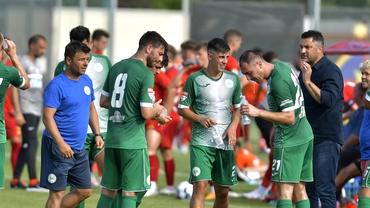 Liga 2 etapa a 4-a. Csikszereda, înfrângere la scor de neprezentare în fața Concordiei, în ultimul meci al rundei