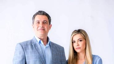 Andreea Ibacka și Mihai Călin, actori în cel mai nou serial de la Antena 1. Ce roluri interpretează cei doi