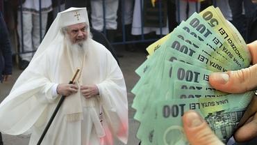 Câţi bani câştigă lunar Patriarhul Daniel ca şef al BOR! Cum a ajuns să ocupe cea mai înaltă funcţie a bisericii