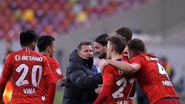 FCSB, la cel mai bun sezon de când există play-off în Liga 1! Diferenţa uriaşă faţă de anul trecut
