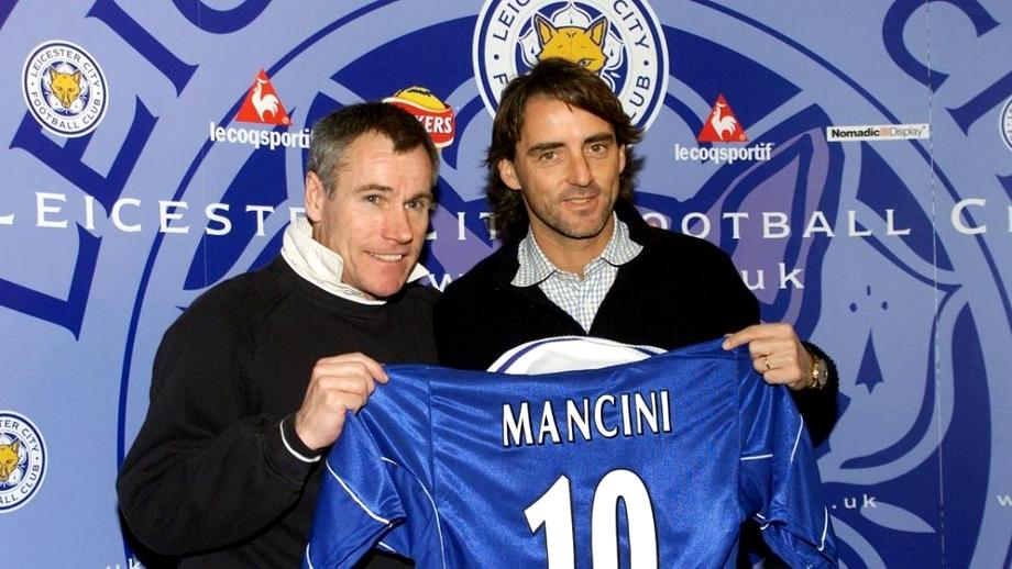 Cum s-a îndrăgostit Roberto Mancini de fotbalul englez! Ultimul meci din carieră l-a jucat la Leicester City