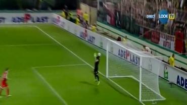 FOTO / Ce GAFĂ! Retrogradatul Marc a pus Dinamo PE JAR în minutul 12!