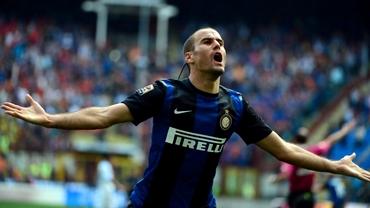 VIDEO / Inter cîştigă Derby della Madonnina cu un GOL GENIAL! Milan, locul 13, la 5 puncte de retrogradare!