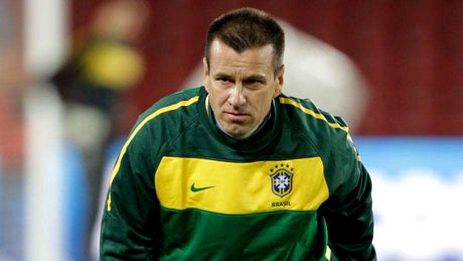 Staff de 5 STELE pentru Carlos Dunga pe banca Braziliei! Are doar campioni Mondiali în echipă