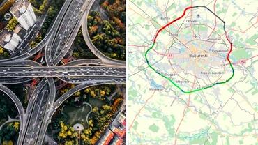 Pregătiri pentru autostrada de centură a Bucureștiului: vor fi expropriate peste 1.700 de imobile