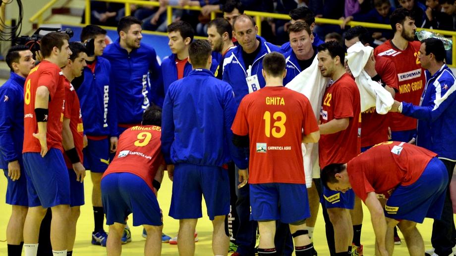 UMILINŢĂ! România a fost învinsă de Finlanda în preliminariile europeanului de handbal!
