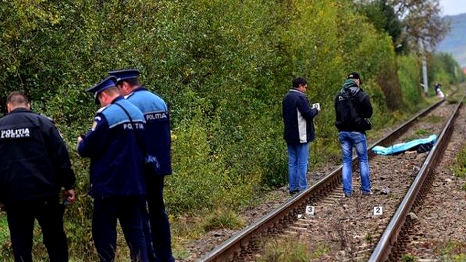 Tragedie în Buzău. O fetiță de 13 ani a murit lovită de tren, în timp ce era cu animalele la păscut