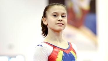 Diana Bulimar - trei medalii de aur şi un bronz, Sandra Izbaşa - un argint