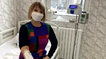 Marina Almășan, diagnosticată cu coronavirus: