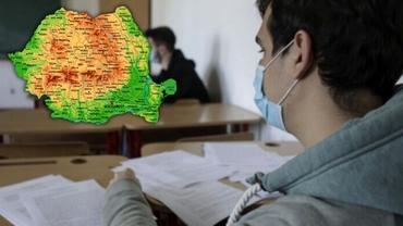 Subiecte geografie BAC 2021 toamnă. Au fost afișate subiectele. Ce le-a picat elevilor la proba la alegere. Update