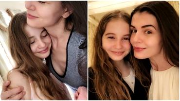 """Ce a postat Irina, fiica Monicăi Gabor, pe Instagram. Detaliul observat de fani: """"Mă bucur că ești în viață"""""""