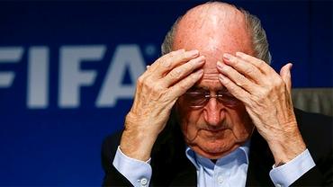 Noi probleme pentru Blatter şi Platini. Comisia de Etică a FIFA cere sancţiuni