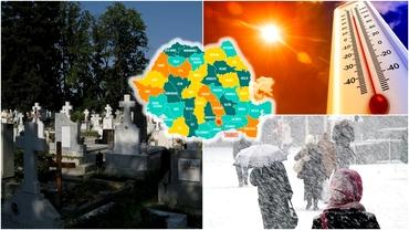Milioane de oameni, uciși în fiecare an de temperaturile extreme. Românii sunt printre cei mai vulnerabili europeni