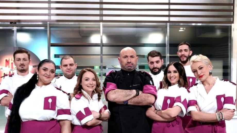 Cine a fost eliminat de la Chefi la Cuțite. Surpriză neplăcută pentru Chef Cătălin Scărlatescu