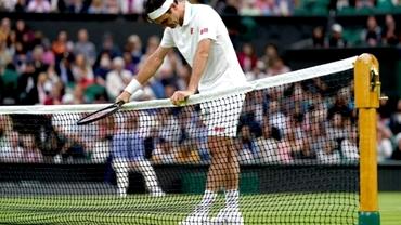 Wimbledon 2021, sferturi de finală. Roger Federer, eliminat după ce a pierdut 0-6 în setul 3. Rezultatele complete. Video